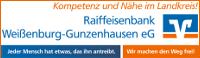 Raiffeisenbank Weißenburg-Gunzenhausen eG, Gerberstraße, 91710 Gunzenhausen